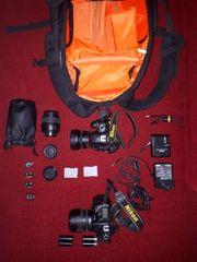 Nikon D7100 und D3300