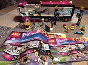Lego Friends Popstar Tourbus