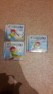 3 Stück Pumuckl CD s