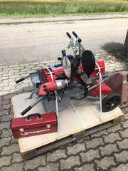 ROTHENBERGER Kunststoffrohrschweißmaschine ROWELD P160 SANILINE