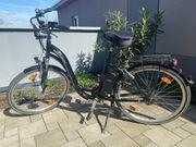 prophete e-bike Elektro-Fahrrad 28