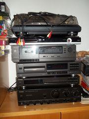 Verkaufe unsere Stereoanlage