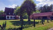 Forsthaus im Herzen des Goleniowski-Urwaldes