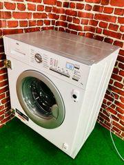 Einbau Waschmaschine von AEG 7Kg