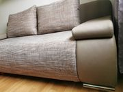 Sofa mit Bettfunktion