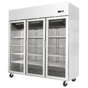 Wandkühlregal Kühlschrank Kühlregal für Supermarkt