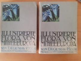 Illustrierte Flora von Mittel-Europa von: Kleinanzeigen aus Frankfurt Eschersheim - Rubrik Komplette Sammlungen, Literatur