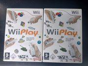 Zweimal Wii Play Originaldisk in
