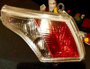 Peugeot New Vivacity Blinker hinten