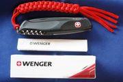 Wenger Taschenmesser jetzt Victorinox New