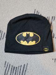batman Mütze schwarz