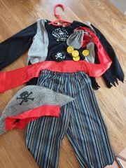 Piratenkostüm für 2-3 Jährige