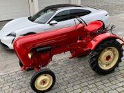Porsche Junior 108 Oldtimer Traktor