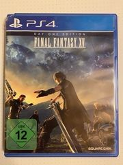 PS4 Spiel Final Fantasy XV