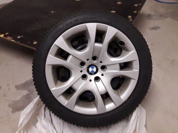verkaufe vinterreifen BMW x1 x3