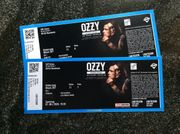 2 Sitzplatztickets Ozzy Osbourne SAPArena