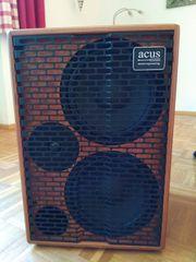 Akustikverstärker Acus one for strings