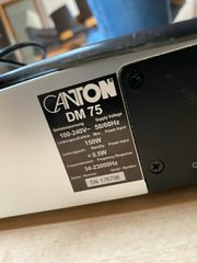 Canton Dm 75 Soundbar