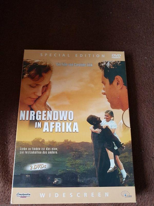 DVD Nirgendwo in Afrika
