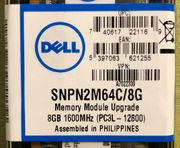 Original DELL RAM - DDR3 8GB