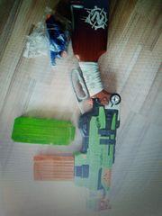 Nerf Zombie Slingfire