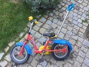 tolles Kinderfahrrad learn to ride