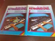 Keyboard Noten Der neue Weg