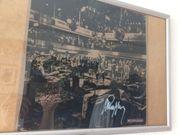 Kunstdruck Peter Maffay signiert