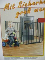 Kinderschutzgitter Kindersicherheitsgitter Ben Kamin Gitter