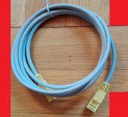 LAN Netzwerk Kabel 1 7m