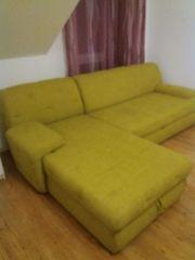 Wunderschöne Eck-Couch Bett-Couch zum Ausziehen