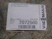 VIESSMANN 7072560 Stauscheibe 18 22kW