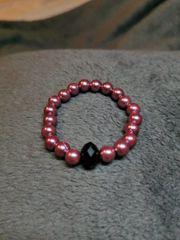 Elegantes Perlen Armband Handgefertigt
