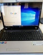 Notebook Packard Bell EasyNote LM86