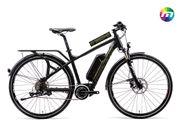 Aktionsrad neu Trekking E-Bike Müsing