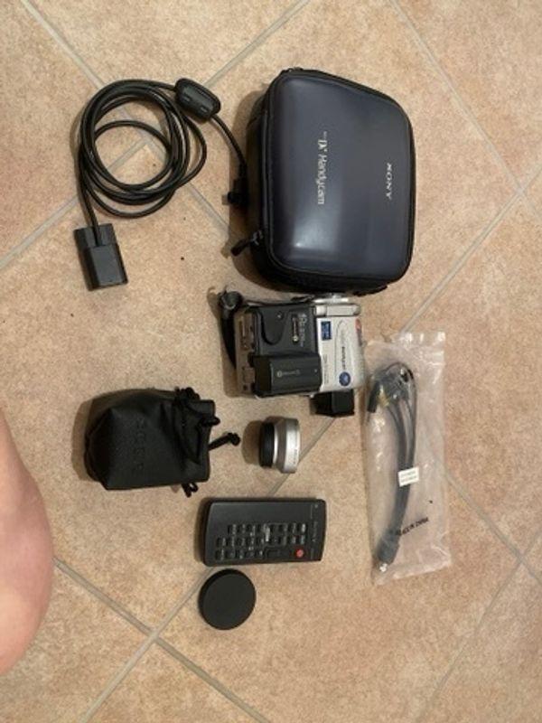 Sony miniDv Kamera PC 3E