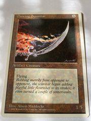 1995 Dancing scimitar 4 artifact