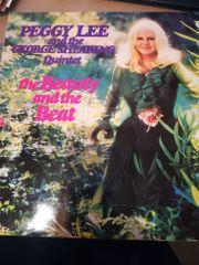 Schallplatte Peggy Lee an the