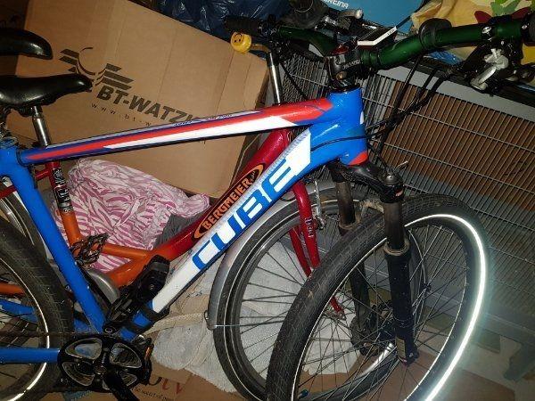 cube fahrrad