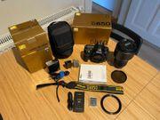 Nikon D850 DSLR Nikkor AF-S