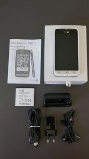 Senioren-Smartphone DORO LIBERTO 820 - weiß