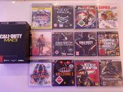 PS3 Spiele 13 Games Spielesammlung