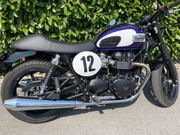 Triumph Bonneville Newchurch Custom