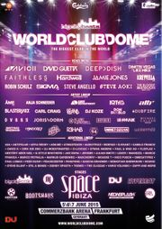 World Club Dome 3 Tages