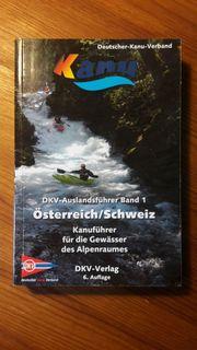 DKV Kanuführer Band 1 Österreich