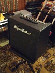 Hughes Kettner Gitarrenverstärker Silver Edition