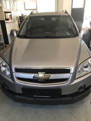 Verkaufe Chevrolet Capitiva Allrad mit