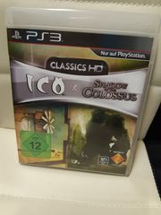 PS3 Spiele ICO Shadow of