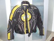 Verkaufe Motorrad Jacke von Hein