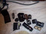 Foto-optische Sammlung